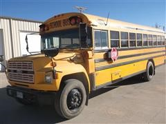 1993 Ford Blue Bird 700 School Bus