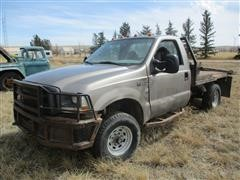 2004 Ford 350 Hydra Bed Pickup