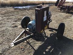 T-L Portable Irrigation Pump