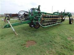 John Deere 700 Hydraulic Twin Hay Rake