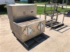 ProTech Aluminum Tool Boxes W/Mounts