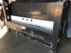 2015 Palfinger EDL16-78 Dual Direct Lift Platform Liftgate