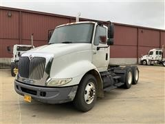2007 International 8600 SBA T/A Truck Tractor