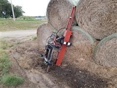 Shaver HD-8 Hydraulic Post Driver