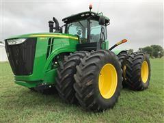 2012 John Deere 9410R 4WD Tractor