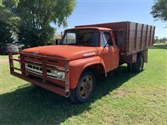 1961 Ford F600 Grain Truck