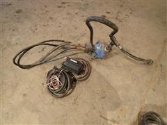 Hypro 9301C-HM1C Centrifugal Pump W/(2) Raven MG Sprayer Controls