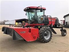 2013 Case IH WD2303 Self-Propelled Windrower