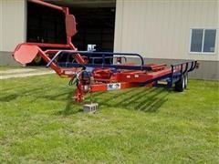 ProAg 881 Hay Hiker Round Bale Wagon
