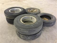 Assorted Truck Tires