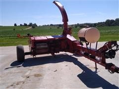 2013 New Holland FP240 Pull Type Forage Harvester