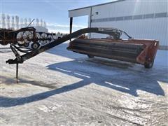 1991 Hesston 1160 Hydro Swing Mower Conditioner