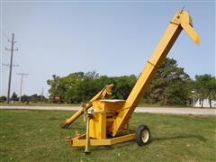 2003 Buffalo 72000745 Portable Kwik Kracker Roller Mill