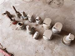 Waterman Vents & Pressure Releases