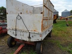 EZ Trail Forage Wagon