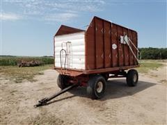 Dohrman 16' Forage Wagon
