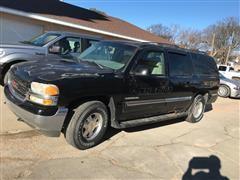2001 GMC Yukon XL1500 SLT 4X4 SUV