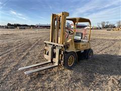 Hyster 6000# Rough Terrain Forklift