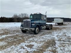 1985 White/GMC WXLL64T T/A Truck Tractor