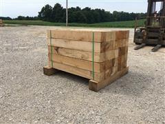 Hardwood Cribbing Blocks