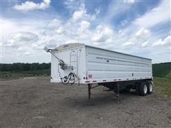 2005 Neville T/A Grain Trailer