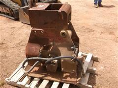 Hydraulic Compactor Head