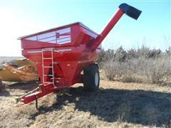 E Z Trail 510 Grain Cart