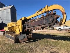 Vermeer T650TA Tracked Trencher