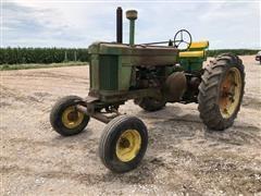 1957 John Deere 620 2WD Tractor