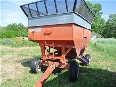 Harvest King Gravity Wagon