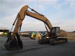 1995 Case 9060B Excavator