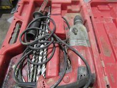 Milwaukee 110v Rotary Hammer Drill