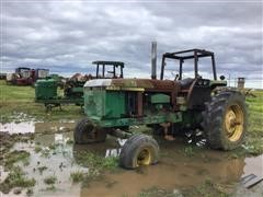 John Deere 4650 Qty (2) 2WD Tractors (FOR PARTS ONLY)
