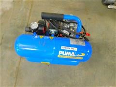 Puma PD1021 Portable Oil-Less Air Compressor