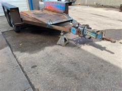 1980 Charles Machine Works T5 T/A Utility Trailer
