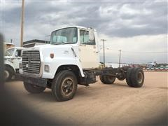1978 Ford L7000 S/A Cab & Chassis Truck