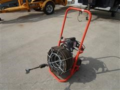 General Easy Rooter Commercial Electric Sewer Snake