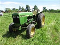 1982 John Deere 950 2WD Tractor