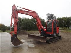 2011 Kubota KX080-3 Excavator