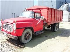 1960 International B160 S/A Grain Truck W/14' Box