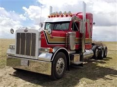 2002 Peterbilt 379 EXT Tri/A Truck Tractor