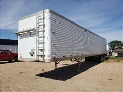 1995 Timpte 50' T/A Wilkens Walking Floor Trailer