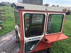 1972 Hiniker 220 Tractor Cab