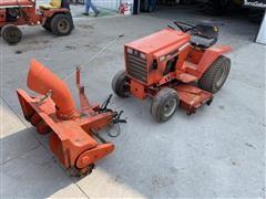 Ingersoll 224 Lawn & Garden Mower Tractor & Snow Blower