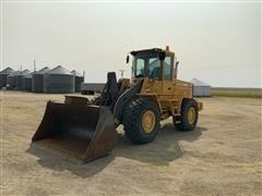 2002 Volvo L90D Wheel Loader