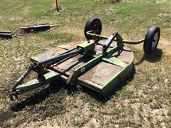John Deere 609 Pull Type Shredder