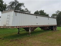 2000 Jet Co T/A Grain Trailer