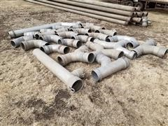 """8"""" Irrigation Pipe Fittings"""
