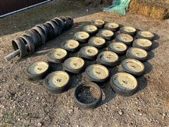 Kinze Planter Gauge Wheel & Tires