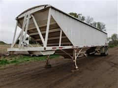 1987 Breener 4200 T/A Hopper Trailer
